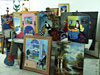 Art Show in San Felipe, Baja