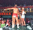 Foam Party  at the Beachcomber in San Felipe
