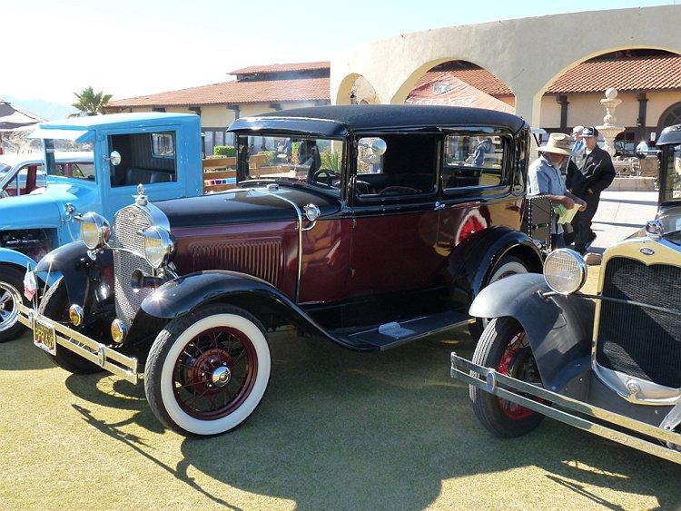 San Felipe S Classic Car Exhibition 2015