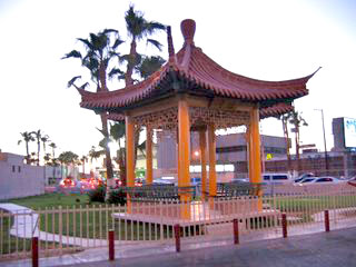 Mexicali's Chinese Influence